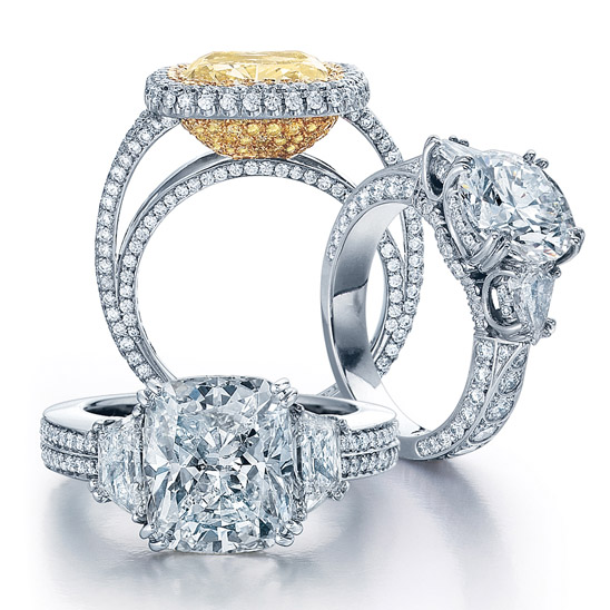 Shopping Guide: Engagement & Wedding