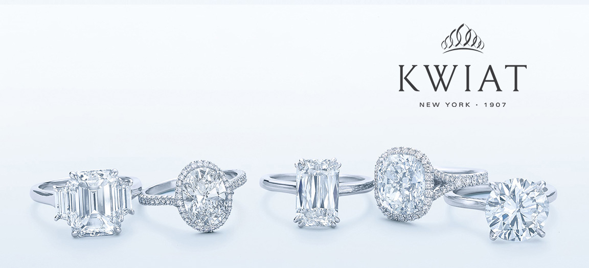 kwiat sapphire in ring collection jewelry and style rings row flip gold three band vintage white diamond