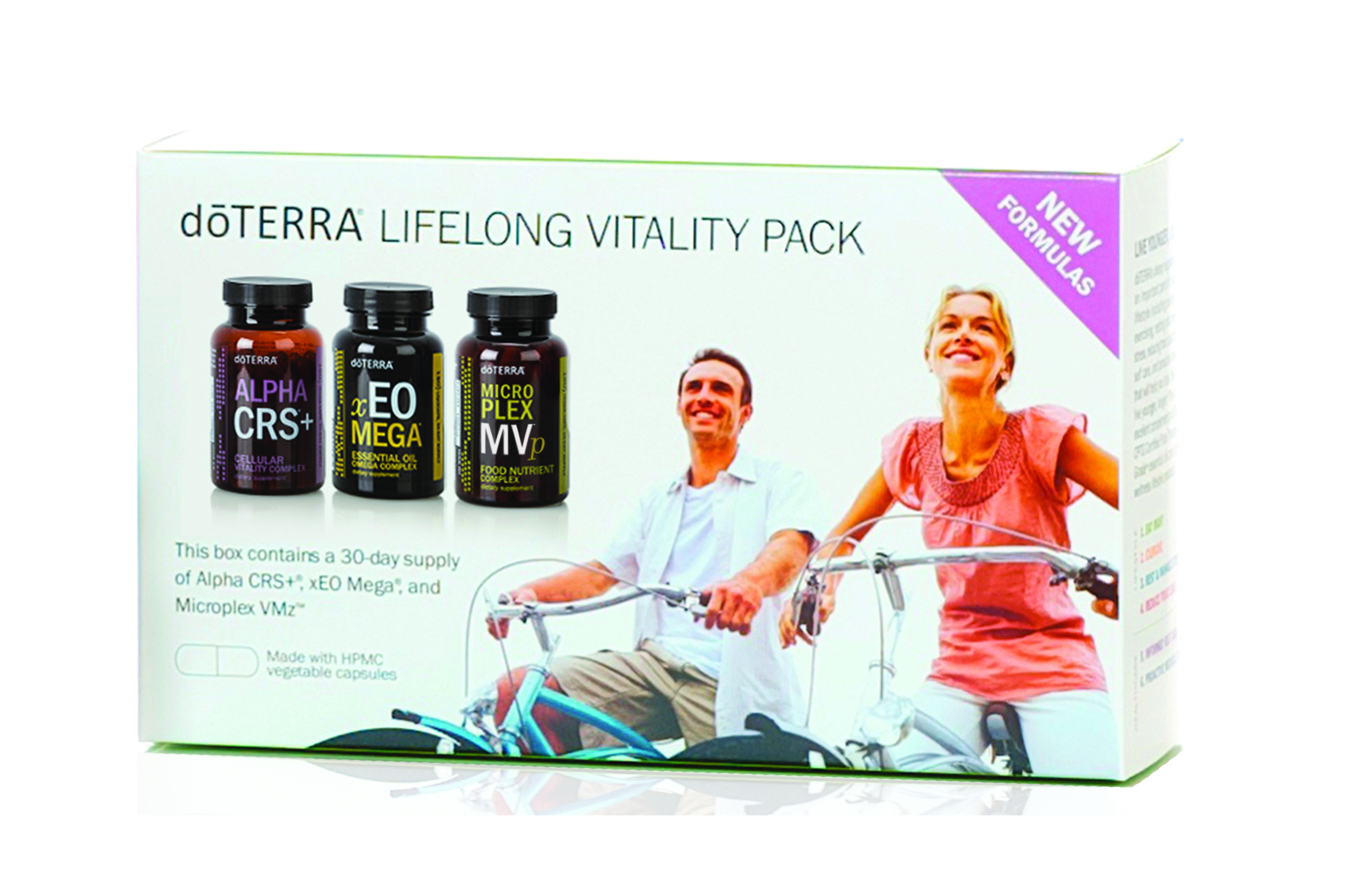 Image result for picture of dōTERRA Lifelong Vitality Pack