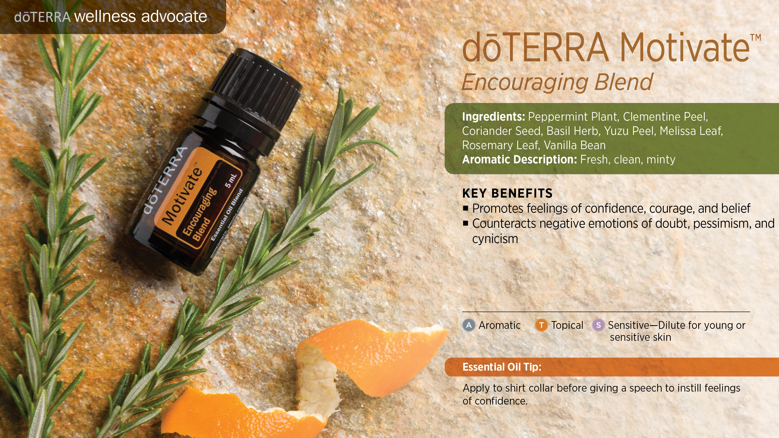 Presentations Essential Oils Blends Doterra Essential Oils