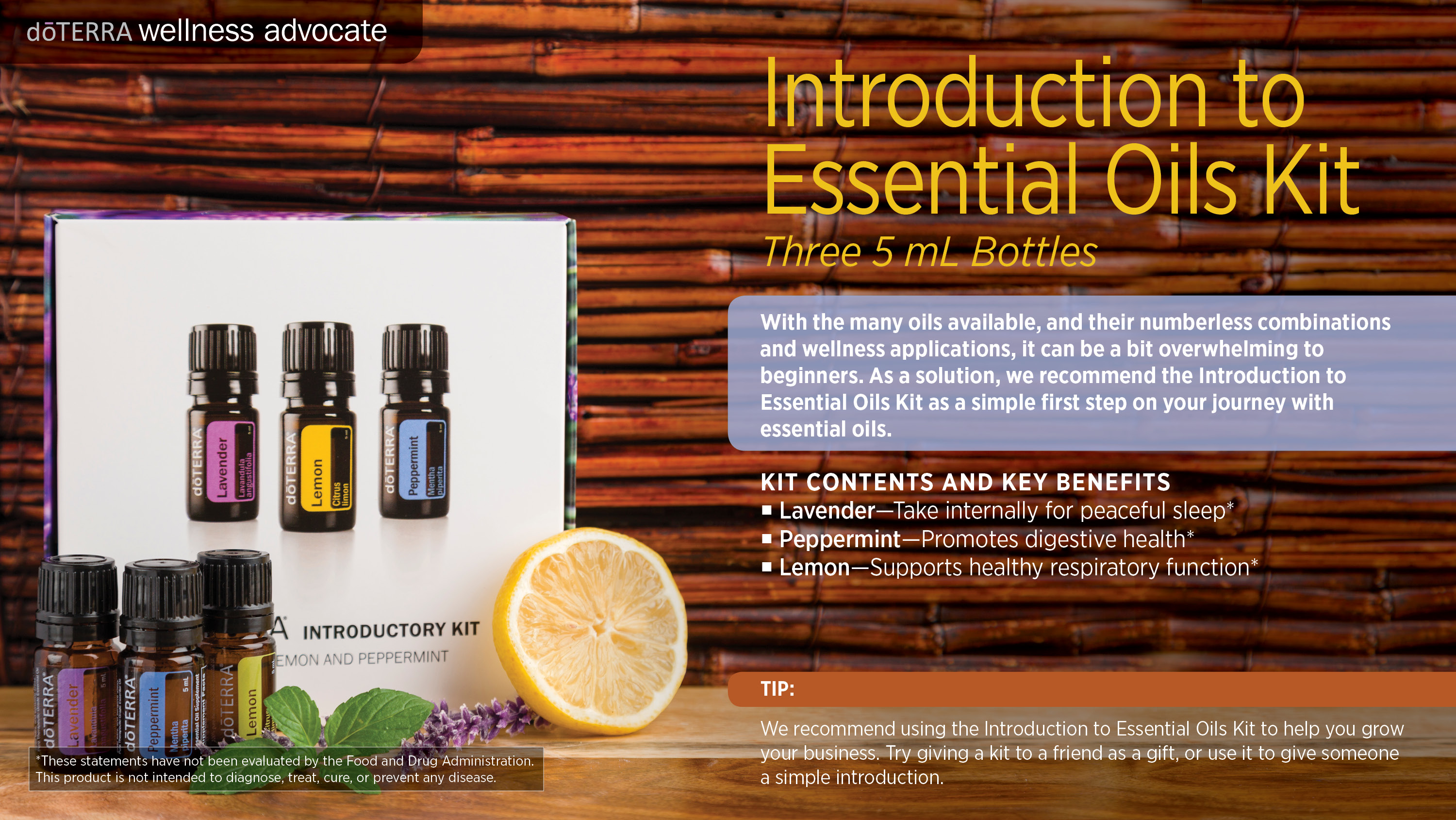 Presentations Other Products Doterra Essential Oils