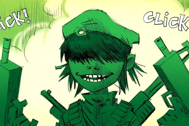 Gorillaz / Characters - TV Tropes