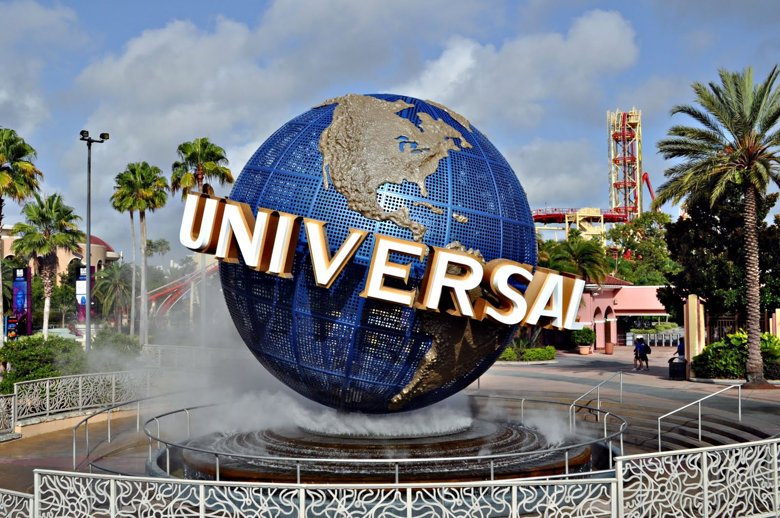 Entrada Universal Studios
