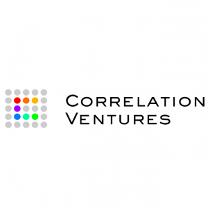 <strong>Correlation Ventures</strong><br/>Led by Trevor Kienzle