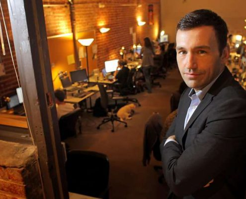 Ryan Howard CEO Practice Fusion