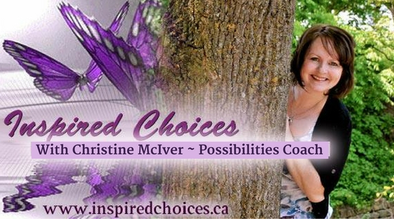 Inspired Choices, Christine McIver