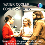Water Cooler Conversations ~ Ep #7: Guest Hosts, Christine McIver & Lisa Benitz
