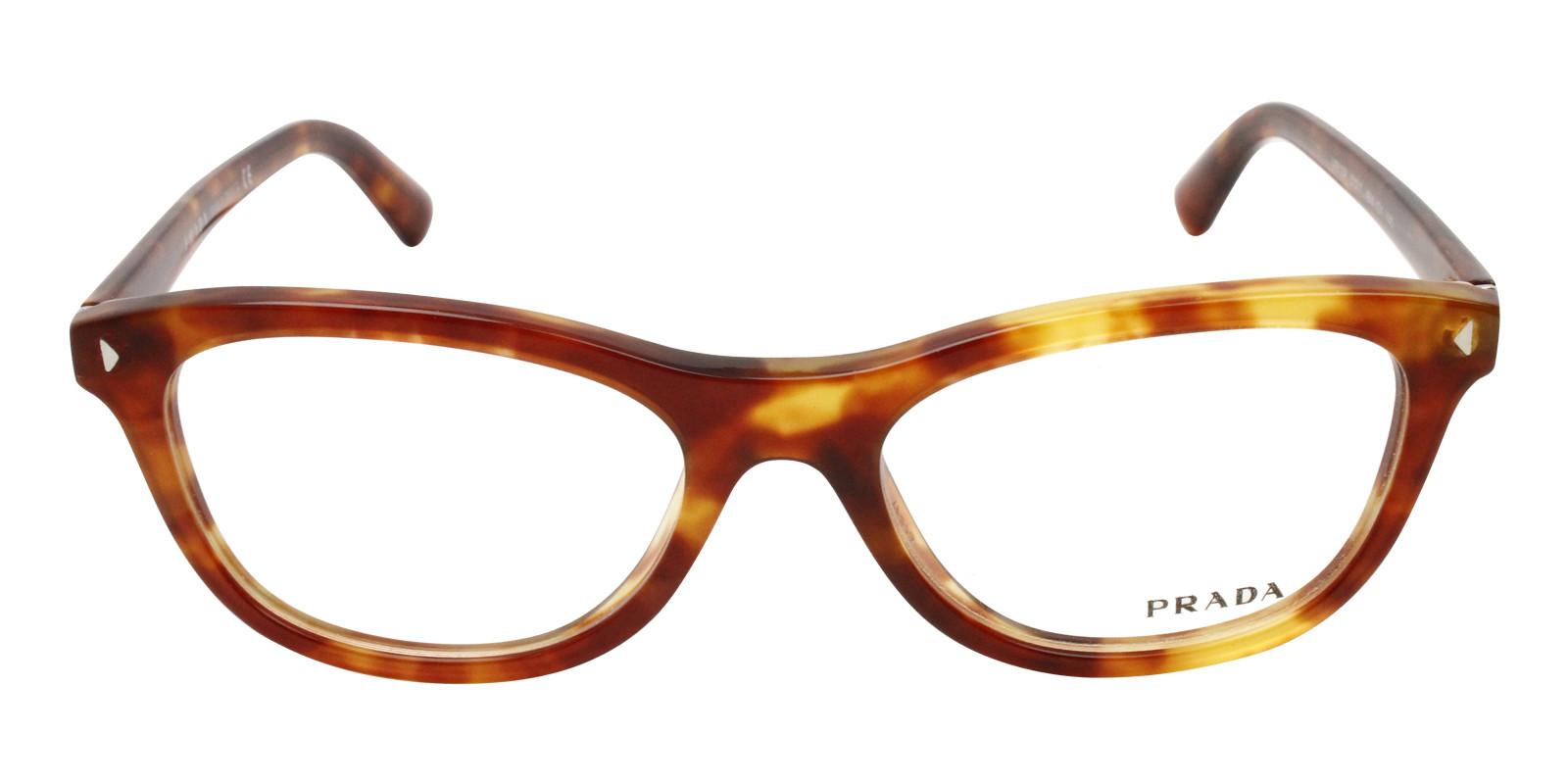 Eyeglasses Frame Prada : New PRADA VPR05R PR05RV 4BW-1O1 Authentic Eyeglasses Frame