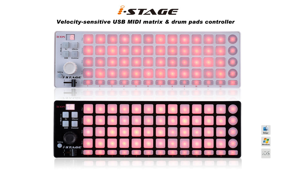 iStage | iCON