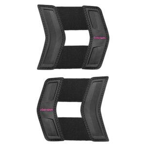 Stryker Vest Waist Strap - Black/Pink