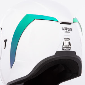 Airform™ Rear Spoilers - RST Green