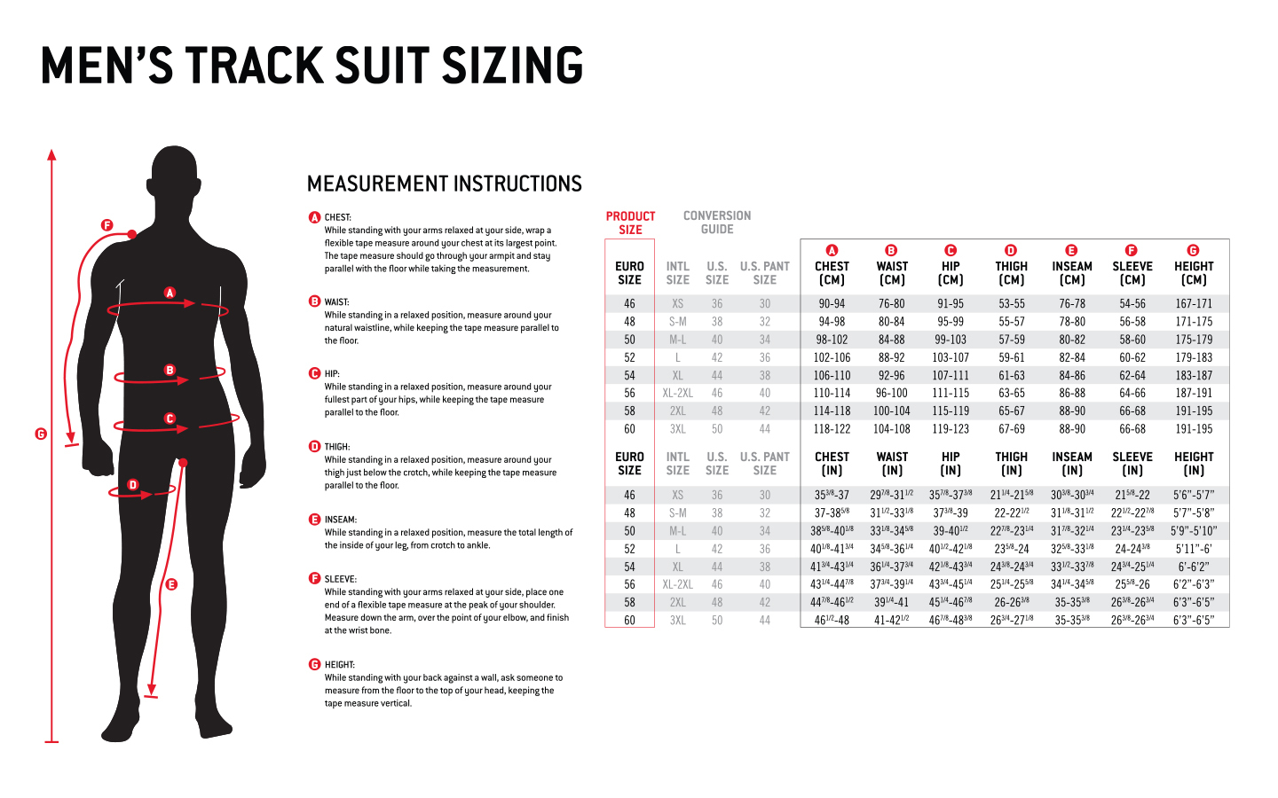 Sizing | Icon Motosports - Ride Among Us