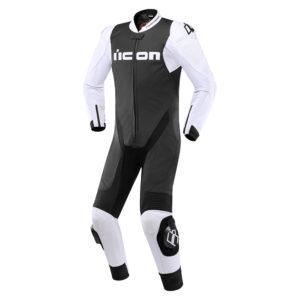 Hypersport Suit - White/Black