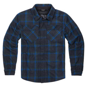 Upstate Riding Flannel - Blue