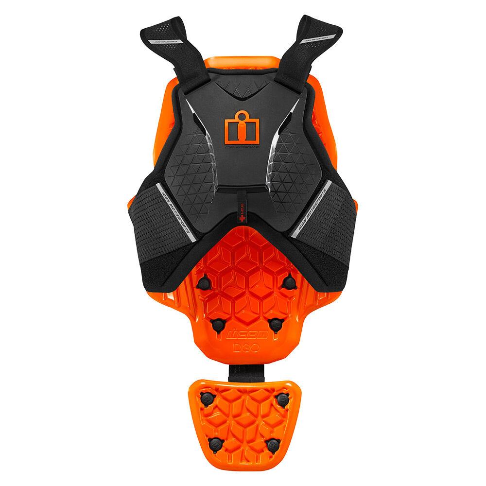 Icon | D3O Vest - Black