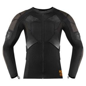 Field Armor Compression Shirt - Black