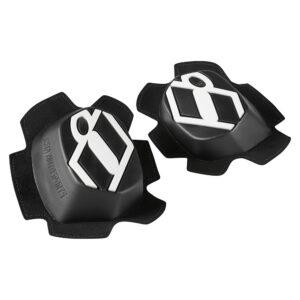 Hypersport Replacement Kneepucks - Black