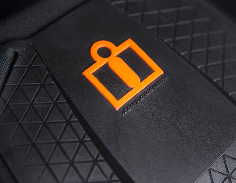 Icon | D3O Vest - Black | Men's | Icon 1000 - Go fast, look