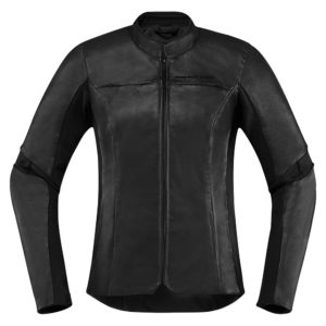 Overlord Leather - Black