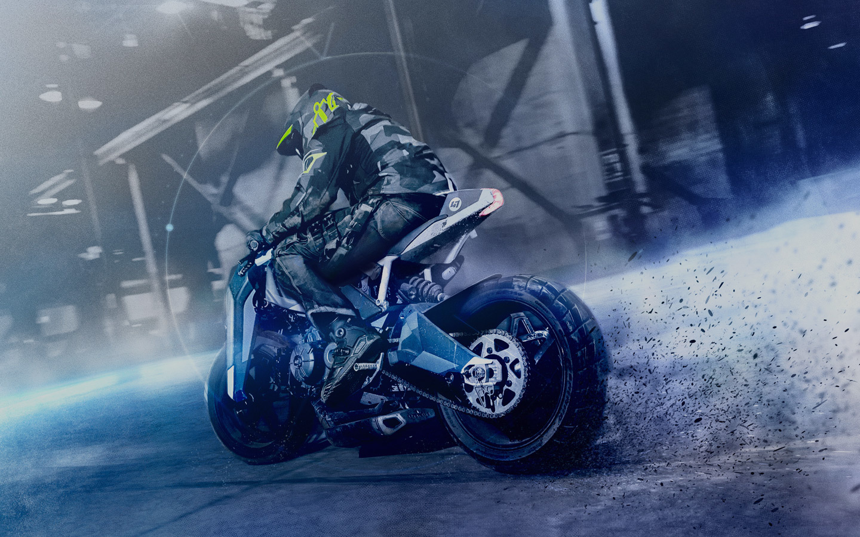 Icon Motosports Ride Among Us