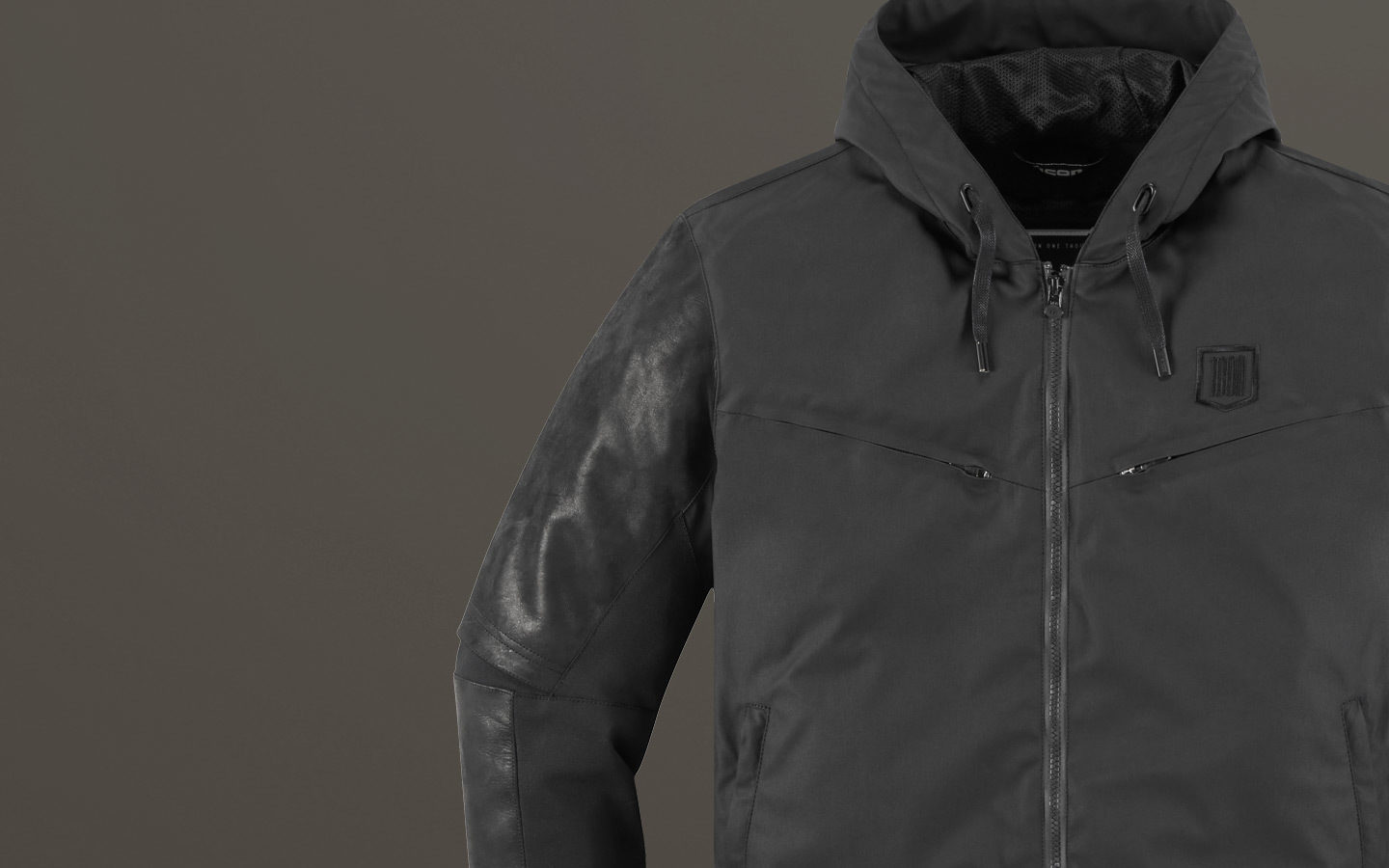 bd9364e563e6a Icon 1000 Varial - Black   Jackets   Icon 1000 - Go fast, look flash.