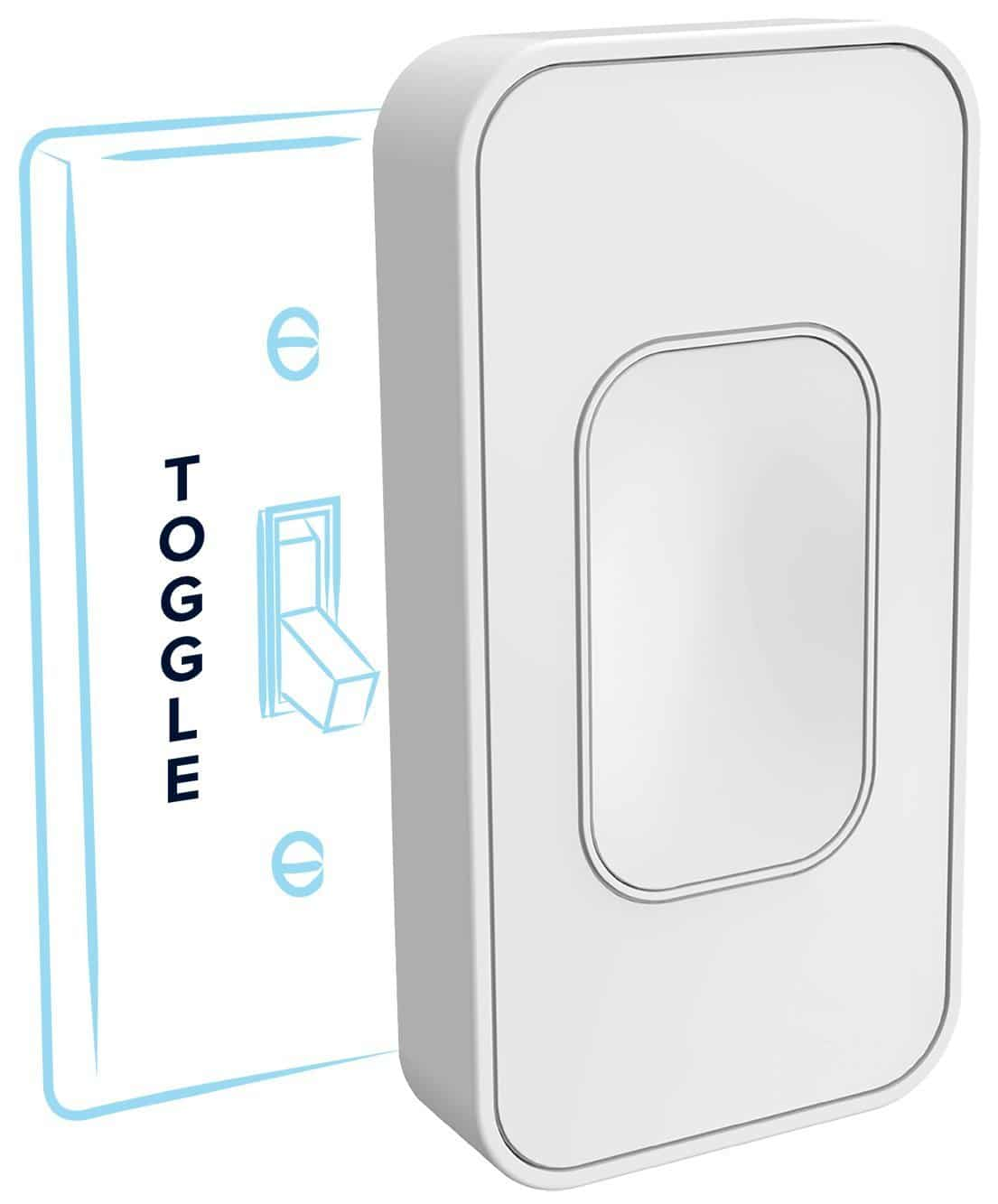 Switchmate: One-Second Installation Smart Lighting