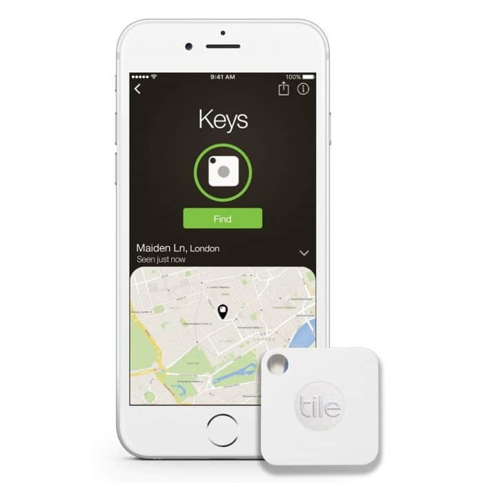 Tile Mate - Key Finder. Phone Finder. Anything Finder.