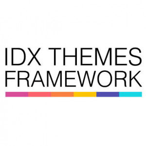 IDX Themes WordPress Menus