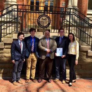 Saint Ignatius High School Fair Trade Team