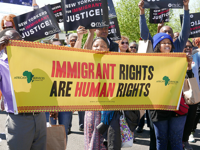 Image result for immigrant rights