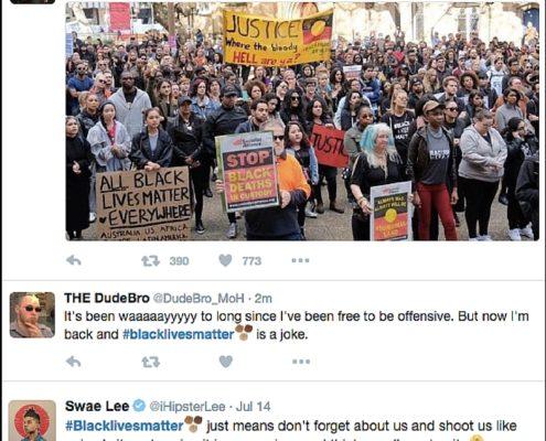 tweets-black-lives-matter