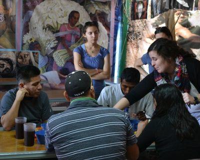 Kino Border Initiative 2014