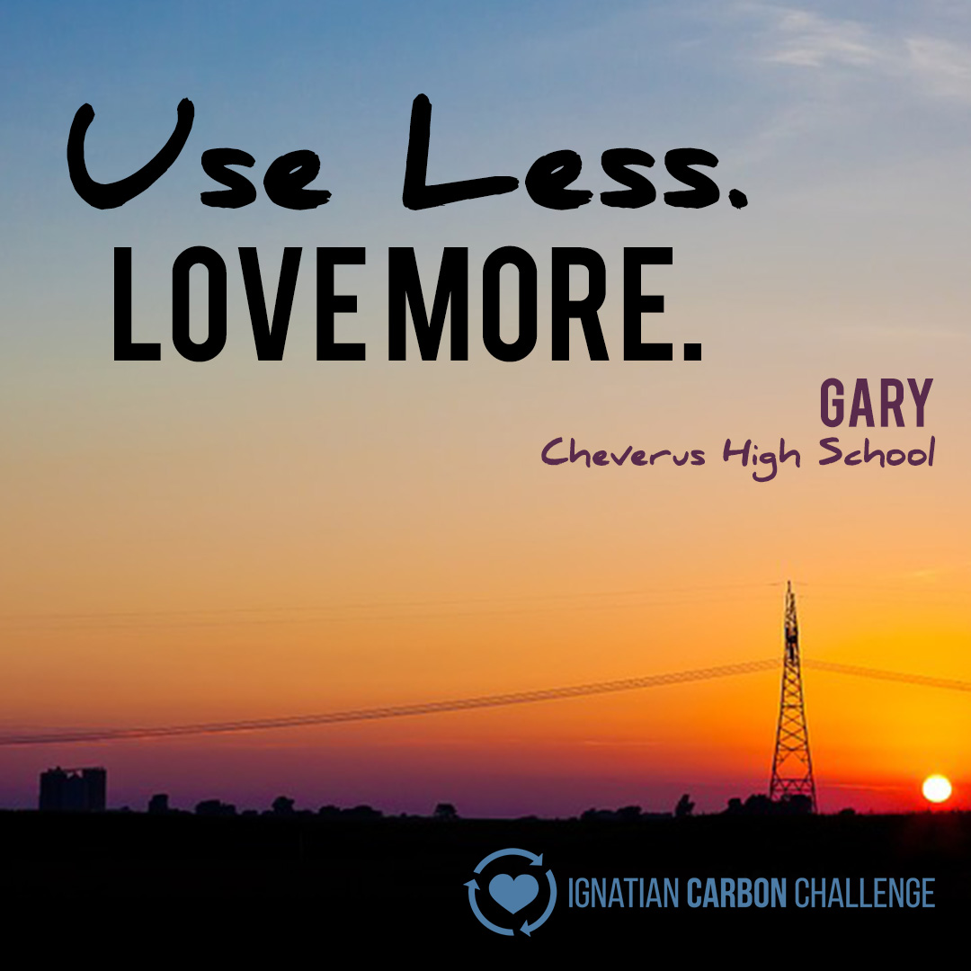 Ignatian Carbon Challenge Prayers | Ignatian Solidarity Network
