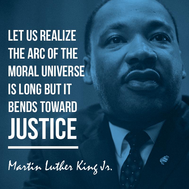 Martin Luther King Jr Ignatian Solidarity Network