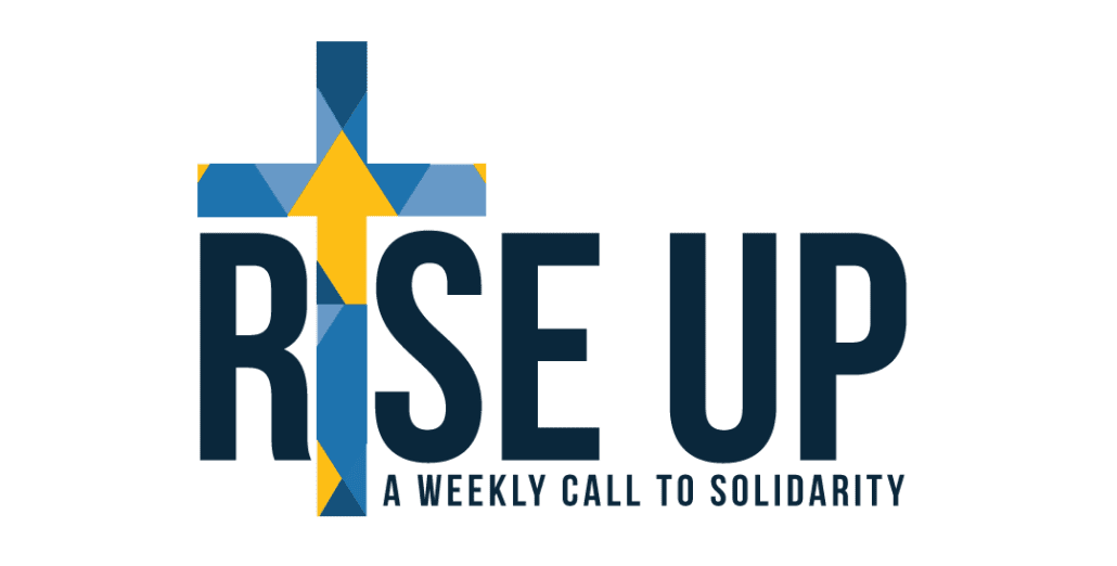 Perhaps New Spirit Is Rising Among Us >> Rise Up A Weekly Call To Solidarity Ignatian Solidarity Network