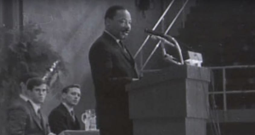 Jesuits Remember Martin Luther King Jr On The 50th Anniversary Of