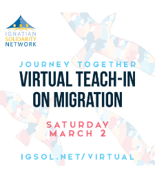 Virtual  Teach-In on Migration