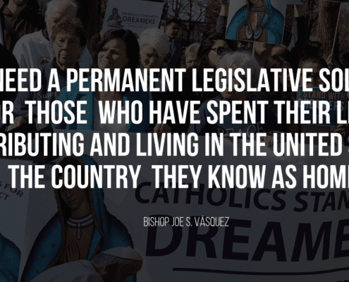 Dream Promise Act - Catholic