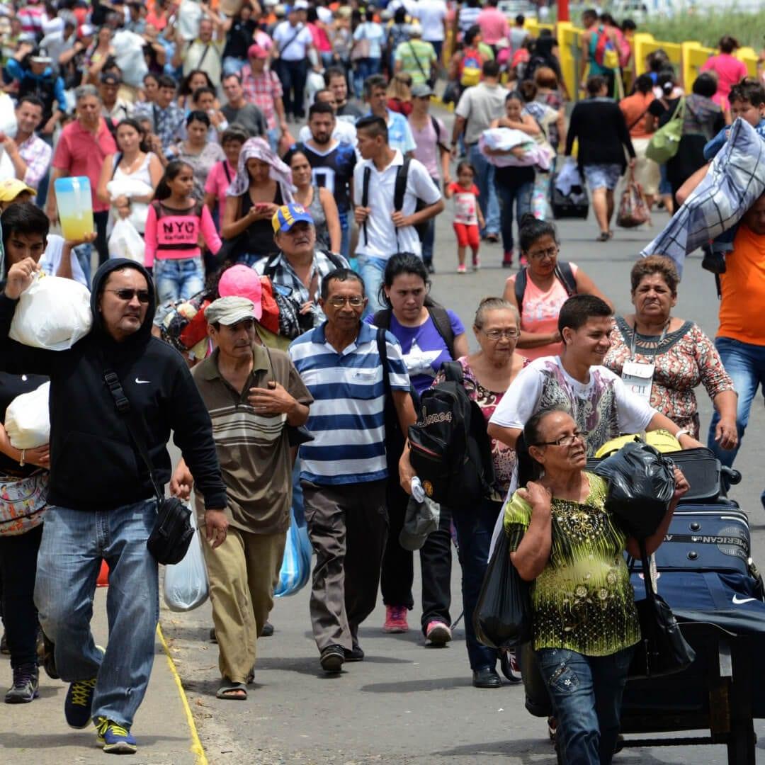 start barring venezuelan migrants - HD1080×1080