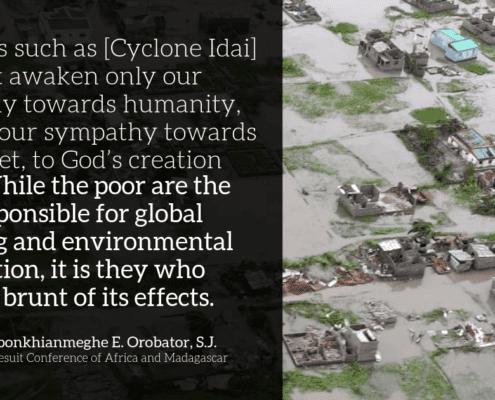 Tropical Cyclone Idai - Jesuit Response