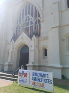 Immigrant-refugee