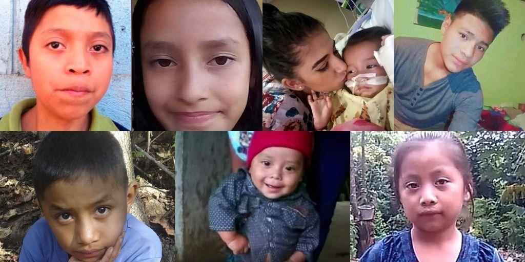children immigration detention