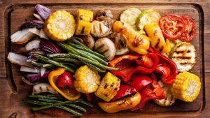 Track veggies macros