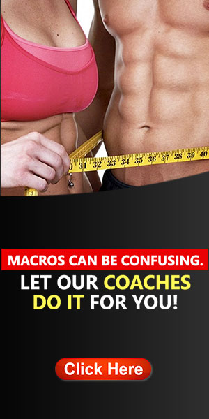 macro split for weight loss