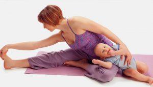 exercise while breasfeeding