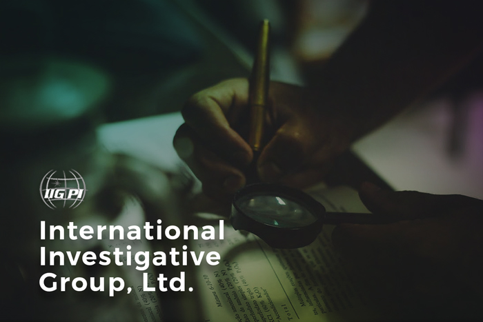 International Investigative Group