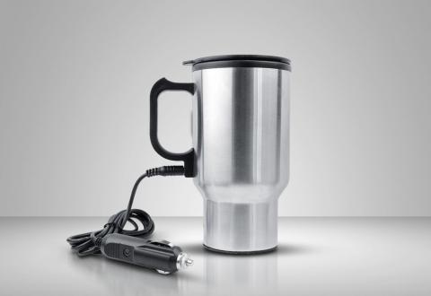 Vaso mug termo calentador de agua cafe auto 12v - Termo calentador de agua ...