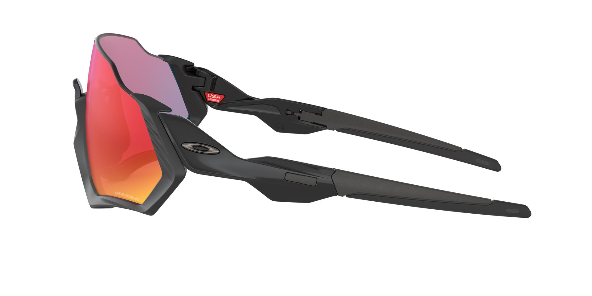 2f59106301 Ripley - LENTES OAKLEY FLIGHT JACKET NEGRO MATTE - PRIZM ROAD !