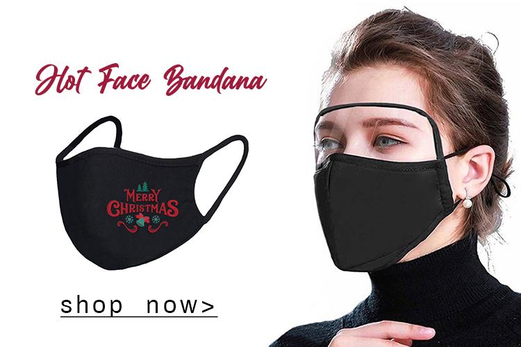 Hot Face Bandana