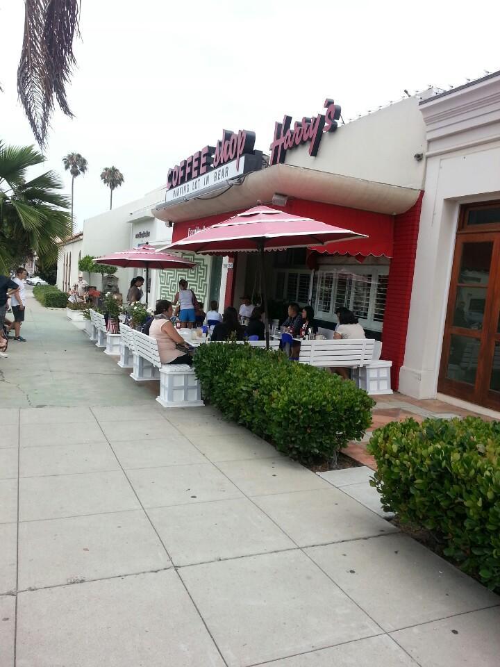 Harry's Coffee Shop restaurant